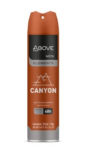 Foto do produto Antitranspirante Elements Canyon